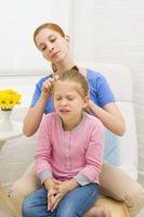 Comment garder des cheveux de votre fille emmêler