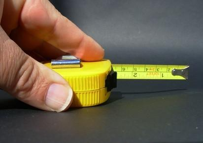 Comment calculer une surface en mètres carrés