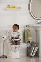 Comment obtenir votre enfant à utiliser les toilettes