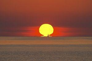 Magnétomètre effets de l'activité solaire