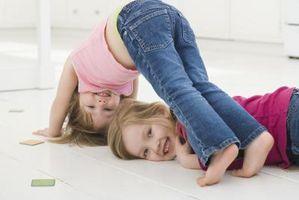Activités Toddler pour favoriser la socialisation