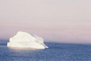 Quelles sont les causes de la glace polaire Caps à fondre et Qu'est-ce que cela affectera?