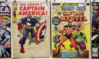 Comment lier une bande dessinée à la maison