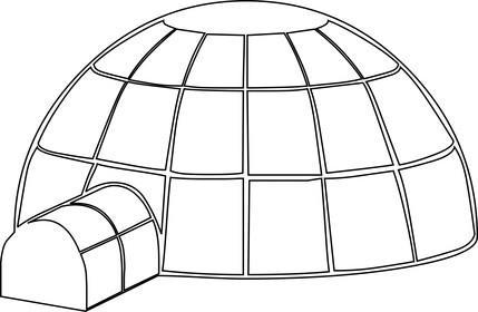 Outils pour construire un igloo
