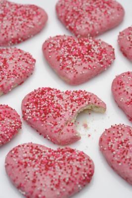 Les idées alimentaires 'Kids Party Saint Valentin