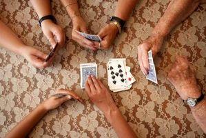 Jeux de cartes pour enfants danois
