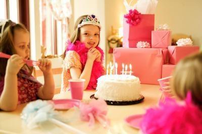 Princesse d'anniversaire Thèmes