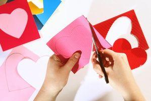 Comment faire une énorme carte de Saint-Valentin