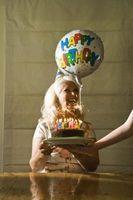Comment allumer un lot de bougies d'anniversaire