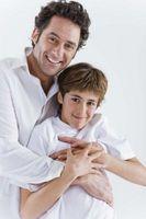 Qu'est-ce que les pères peuvent faire pour devenir de meilleurs parents?