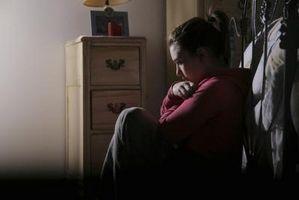 Les symptômes de survivants adultes de violence envers les enfants