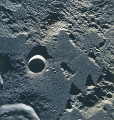 Comment prendre les photos de nuit la lune avec un Canon
