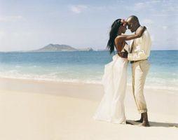 Mariages recommandés Plage