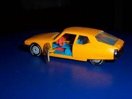 Différentes façons d'afficher Diecast Cars pour un décorateur d'intérieur