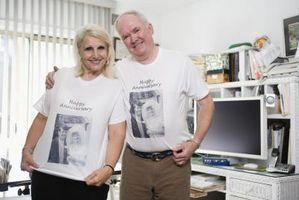 Cadeaux d'anniversaire de mariage 40e Irish