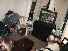 Comment ajouter des chansons à Wii Guitar Hero