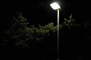 Spécifications solaire Éclairage