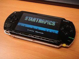Comment déplacer Jeux PS2 à la PSP