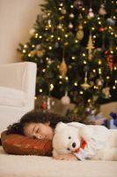 Comment trouver le sommeil la veille de Noël
