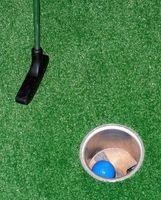 Indoor Mini Golf Cours en Pennsylvanie