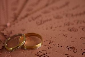 Etiquette pour une carte de RSVP de mariage