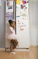 Un enfant peut mourir d'être coincé dans un réfrigérateur?