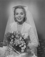 Robes de mariée des années 50