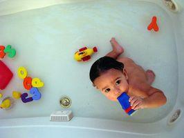 Jeux d'eau à l'intérieur pour les enfants