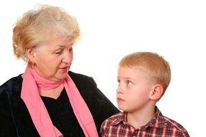 Comment faire face Avec le déplacement des adultes Enfants et petits-enfants