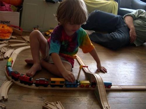 Comment construire réalistes jouets en bois