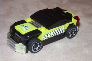 Comment construire Lego Muscle Cars