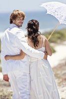 Etiquette pour l'envoi de mariage Annonces