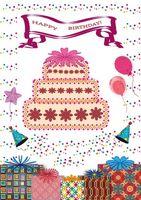 Comment faire pour envoyer en ligne Birthday Cards