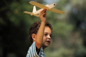 Comment faire un avion modèle en bois qui peut voler