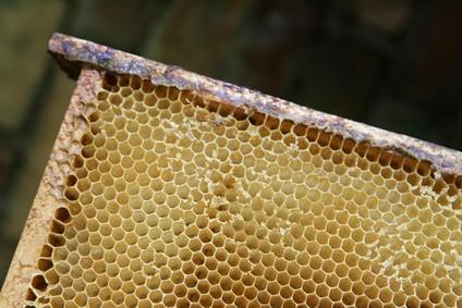 Comment faire une Section Honey Comb