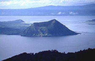 Quel est le plus petit volcan dans le monde?