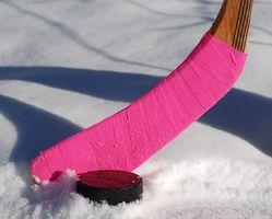 Jeux de hockey pour la Wii