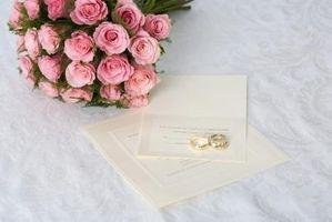 Comment faire pour créer et imprimer une invitation de mariage