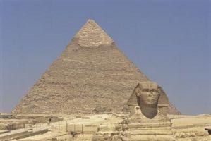 Comment faire une pyramide de blocs