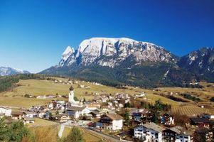 L'histoire des Dolomites