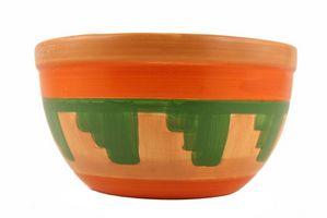 Histoire de Mexican Pottery Clay