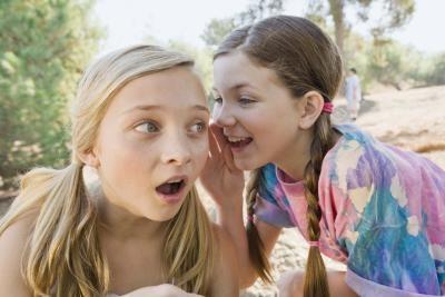 Comment arrêter les rumeurs avec des enfants