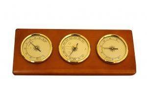 Qu'est-ce qui se passe quand la pression barométrique Falls?