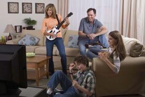 Comment configurer Guitar Hero sur XBox 360