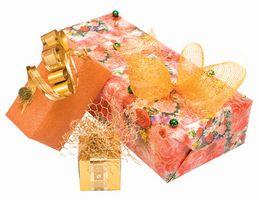 Etiquette: Réception Cadeaux de mariage