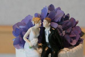 Comment faire un agriculteur de gâteau de mariage Topper