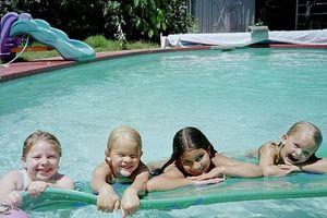 Comment lancer Pool Party d'un Kid