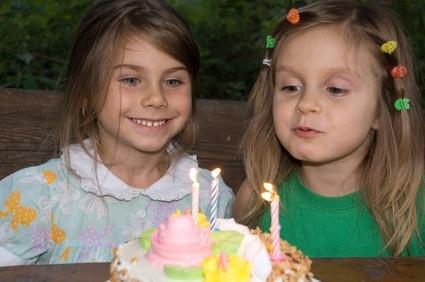 Pourquoi avons-nous mettre des bougies sur un gâteau d'anniversaire?