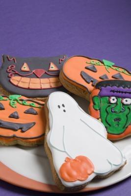 Idées pour Halloween Party Foods pour la deuxième année