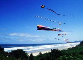 Comment faire pour déterminer la vitesse du vent avec Dropping sable